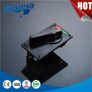 ABS Material Copper Rotary Switch pictures & photos