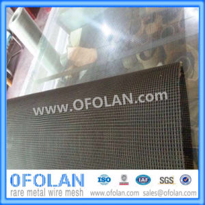 Molybdenum Wire Mesh for Electric Furnace pictures & photos