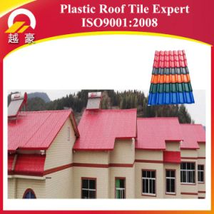 Long Span Synthetic Spanish Resin Roof Tile/PVC Roof Tile/Royal Style pictures & photos