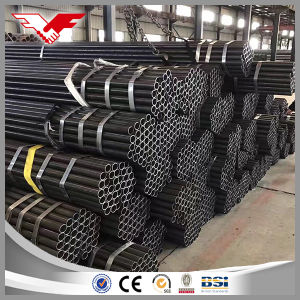 Carbon Steel Pipe ERW Welded Pipe for Construction Material pictures & photos