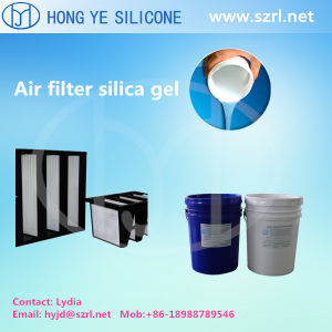 Liquid Silica Gel for Compact Filters Potting pictures & photos