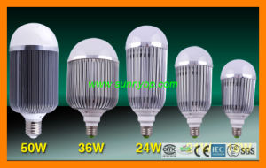15W High CRI Dimmable LED Bulb with IEC 62560 pictures & photos