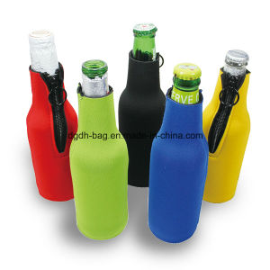Cheap Neoprene 2 Bottles Pack Beer Can Cooler Bag pictures & photos