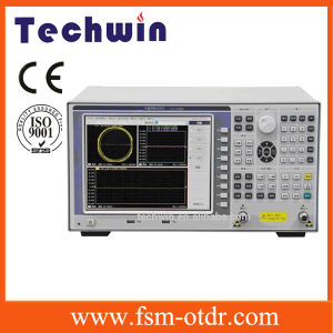 Techwin Multifunction Microwave Measurement Eletric Vector Network Analyzer pictures & photos