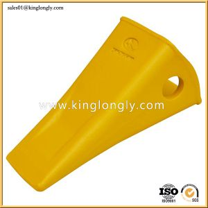 Stainless Steel Bucket Teeth Forging Not Casting for Komatsu Excavator Spare Parts
