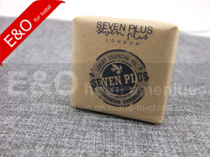 Hotel Soap - Kraft Paper Soap, Seven Plus Soap pictures & photos