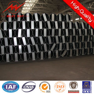 2016 Treated Galvanized Steel Light Pole for Philippines 35FT pictures & photos