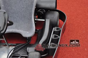 Karting 200cc 270cc Perimeter Bumper with Shock Absorbers pictures & photos