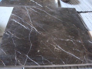 Dark Brown Marble, Marble Tile and Marble Slab pictures & photos