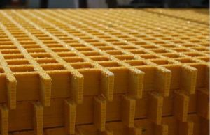 GRP&FRP Grating and Fiberglass Pultruded Gratings pictures & photos