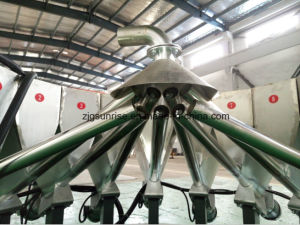 Plastic PVC High Speed Mixer PVC Addictives Auto Weighing System pictures & photos