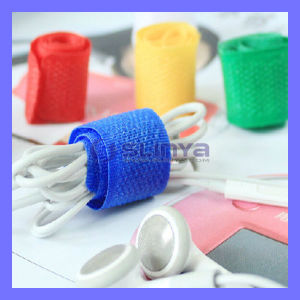 Colorful Multipurpose Wire Cord Organizer Binding Nylon Cable Tie pictures & photos