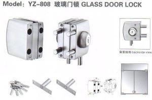 Yz-808 Stainless Steel Glass Door Lock pictures & photos
