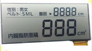 Segment Customized LCD Display Panel (TOMY LCD) pictures & photos