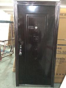 China Single Main Door Design Steel Security Door pictures & photos