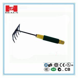 Adjustable Garden Hand Leaf Rake pictures & photos