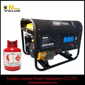 Household Design China 6kw Natural Gas Turbine Generator pictures & photos