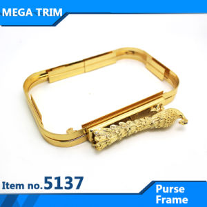 Metal Wholesale Box Frame with a Peacock for Lock pictures & photos