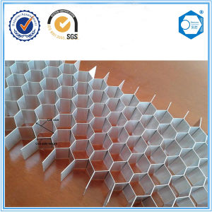 Ceiling and Acoustic Board Use Aluminum Honeycomb Core pictures & photos