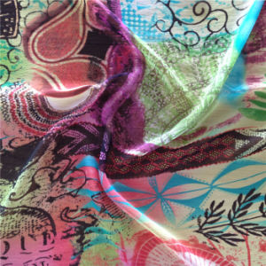 Printed Silk Ggt and Silk Satin pictures & photos