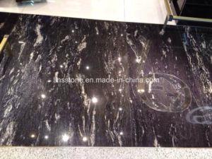 Cosmic Black Flooring Tiles and Walling Tiles