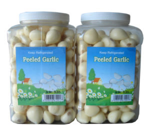 Fresh Peeled Garlic for Export pictures & photos