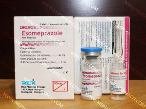Finished Drug Esomeprazole Sodium for Injection pictures & photos