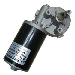 12V DC Worm Gear Motor for Golf Cart pictures & photos