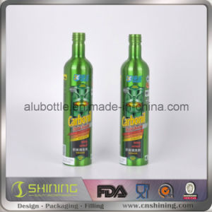 Aluminum Bottle for Automobile Oils Without Coating pictures & photos