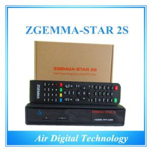 Newest Twin Tuner DVB-S2 Model Zgemma-Star 2s Digital Satellite Receiver pictures & photos