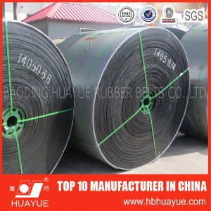 Quality Assured Top 10 Conveyor Belt Manufacturer in China Nn Cc Ep St PVC Chevron Endless Rubber Belt pictures & photos