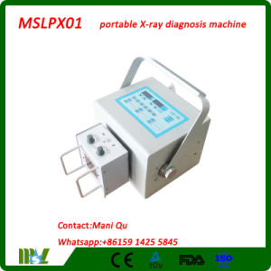 China Manufacture Portable X-ray Diagnosis Machine (MSLPX01)