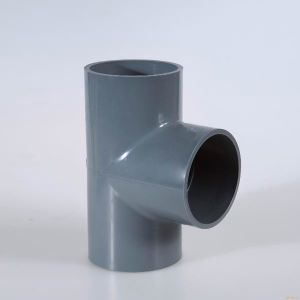 Plastic PVC Fitting (DIN Standard) pictures & photos