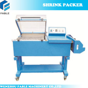 PVC Film Box Shrink Packaging Machine (FB5540A) pictures & photos