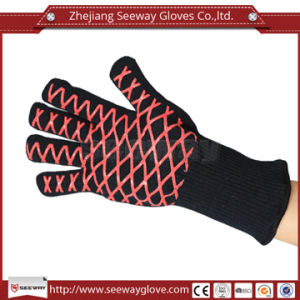 Seeway Heat Resistant Oven Glove BBQ Grill Gloves