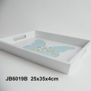 New Competitive Wooden Butterfly Tray pictures & photos