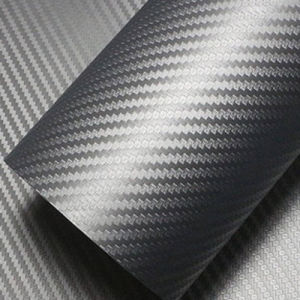 1.52*30m 3D Carbon Fiber Vinyl for Car Vehicle Automobile Wrapping Film pictures & photos