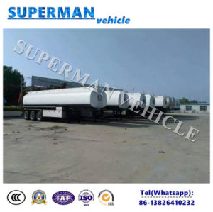 30000litres Semi Trailer for Oil Tanker/ Fuel Tanker pictures & photos