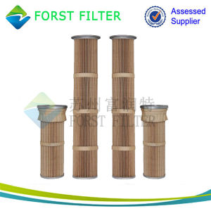 Forst Cement Dust Filter Pleated Bag pictures & photos