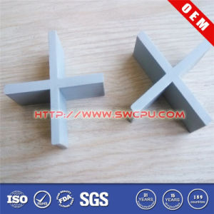 Building Part Plastic Crossed Shape Spacer for Tiles (SWCPU-P-S111) pictures & photos