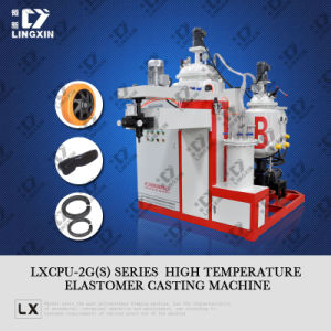 PU Elastomer Casting Machine High Temperature pictures & photos