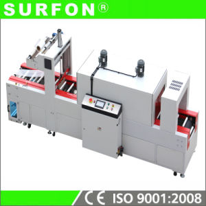 Gh-6030AC+Sf-6040e Automatic Sleeve Wrapper & Shrink Tunnel pictures & photos