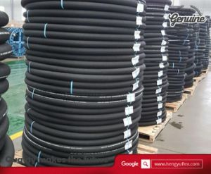 SAE 100r13 Spiral Wire Hydraulic Rubber Hose with Msha Approval pictures & photos