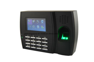Biometric Fingerprint Time Attendance Recorder with New Ui (U300C-II) pictures & photos