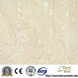 600X600 Cheap Polished Porcelain Tile Soluble Salt (I6450)