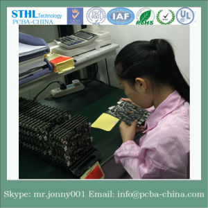 High Quality Printed Circuit Board with Different Surface Treatments PCB SMT pictures & photos