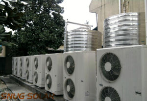 19kw Air to Water Heat Pump with CE Certificate pictures & photos