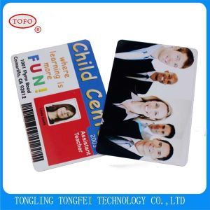 PVC ID Card Inkjet A4 Inkjet Printable PVC Plastic Card pictures & photos