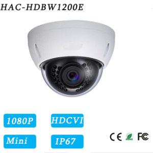 2MP 1080P Vandal-Proof IR Hdcvi Mini Dome Camera{Hac-Hdbw1200e} pictures & photos