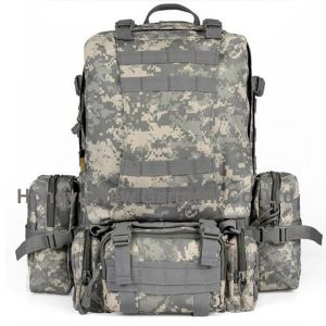 Acu Large Military Waterproof Backpack pictures & photos